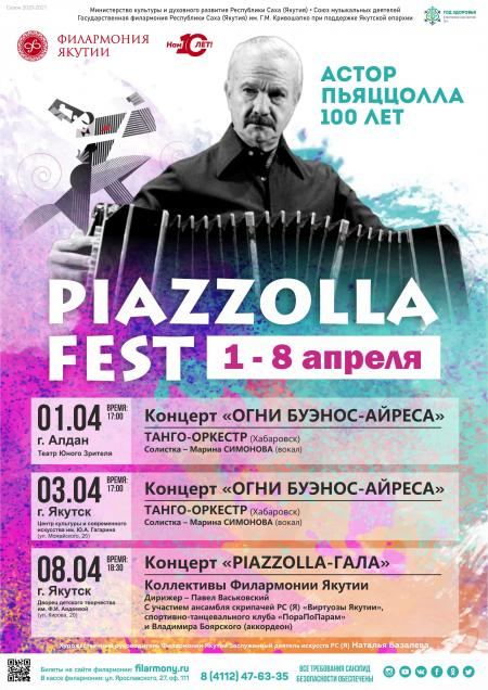PIAZZOLLA-FEST